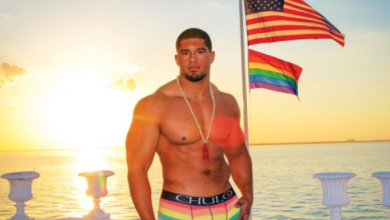 Bisexual Professional Wrestler Anthony Bowens Comes Out AGAIN This Time As Gay