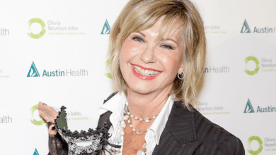 "Olivia Newton John to Fans: ""Rumors of my death have been greatly exaggerated"" - Video"