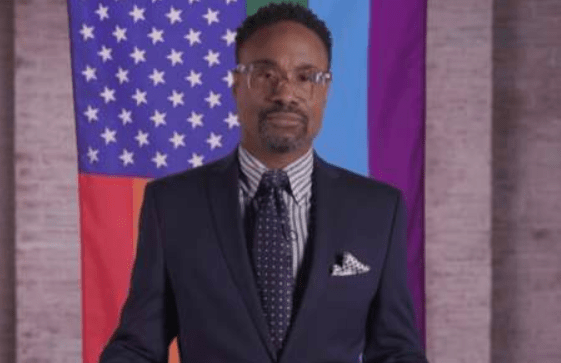 "Billy Porter Delivers LOGO's 'LGBT State of the Union"", But Neglects to Mention LGBT Civil Rights"