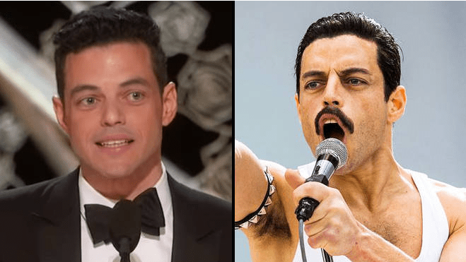 "Bisexuals Accuse Rami Malek of ""Bierasure"" for Calling Freddy Mercury Gay, Which He Was."