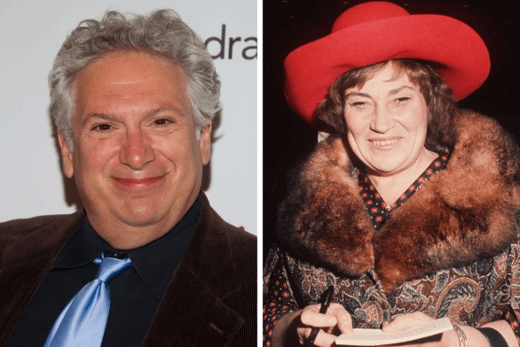 Harvey Fierstein to Play Bella Abzug in New Off B'way Solo Show
