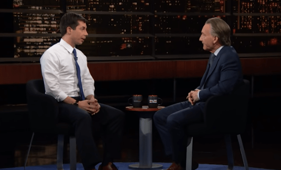 WATCH: Mayor Pete Buttigieg's Real Time Interview with Bill Maher