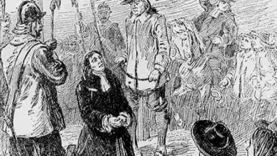 Gay History - March 16, 1680: New Hampshire Makes Gay Sex Punishable By Death