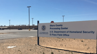 "Gay and Trans Migrants Claim ""Rampant Abuse"" at New Mexico Detention Facility"