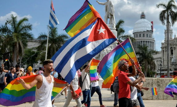 Cuban Activist Defy Cuba's Gay Pride Parade Ban, 3 Arrested.