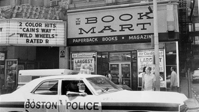"Gay History - August 18, 1978: Boston Police Beat, Arrest 2 Gay Teens, State ""This is for Anita Bryant"""