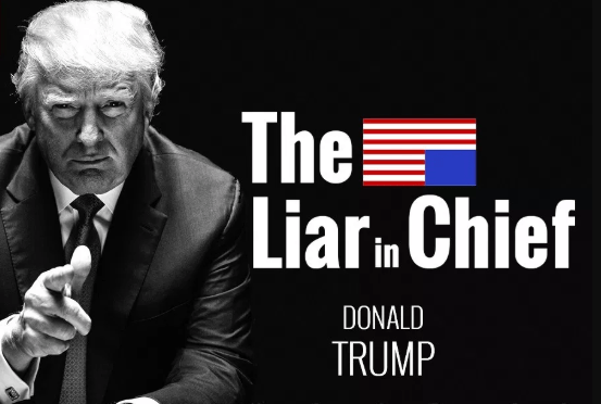 Donald Trump: Liar in Chief