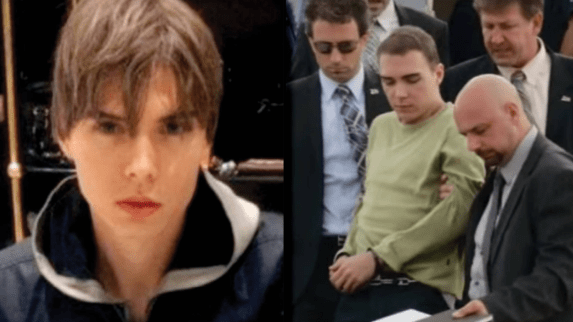 """Don't F**k With Cats"" Gay Cannibal Killer Luka Magnotta Gets Married"