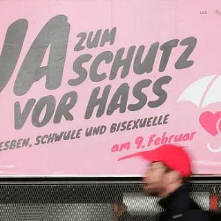 Switzerland Votes To Make LGBT Discrimination Illegal