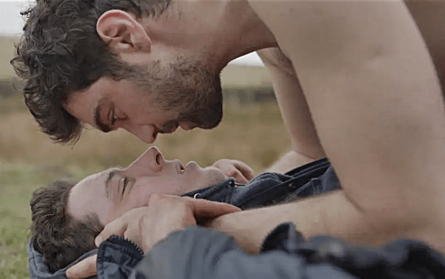 "Amazon Prime Shows Censored Version of ""God's Own Country"" Gay Sex Scenes Cut"