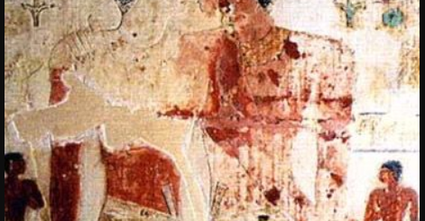 Gay History - May, 24 BC: First Recorded Same-Sex Couple Buried In Egyptian Tomb