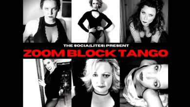 "WATCH: The Merry Murderesses of COVID-19 Perform the ""Zoom Block Tango"" - [VIDEO]"