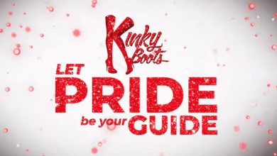 "WATCH: The KINKY BOOTS - ""Raise You Up"" - International Pride Cast Reunion 2020 Starring: EVERYBODY!"