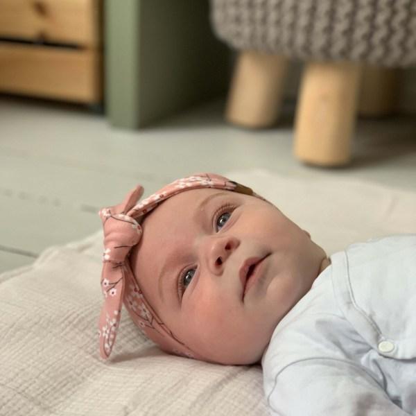 Lilly haarbandje – roze