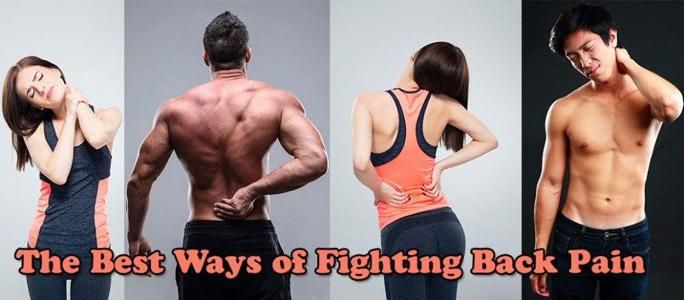 Best Ways of Fighting Back Pain