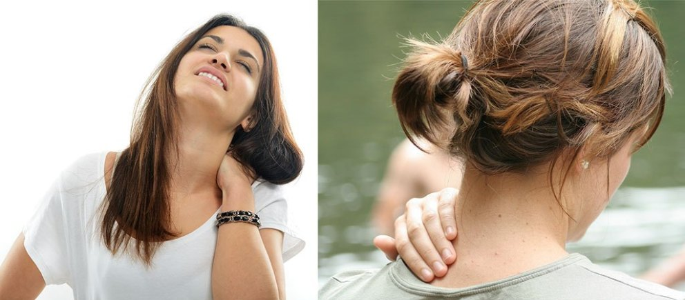 Important details on neck pain
