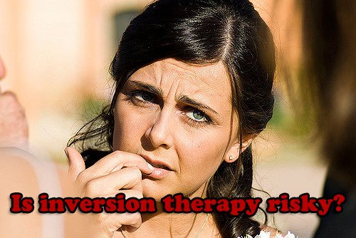 inversion therapy risk