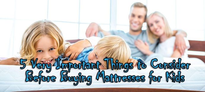 Mattresses for Kids