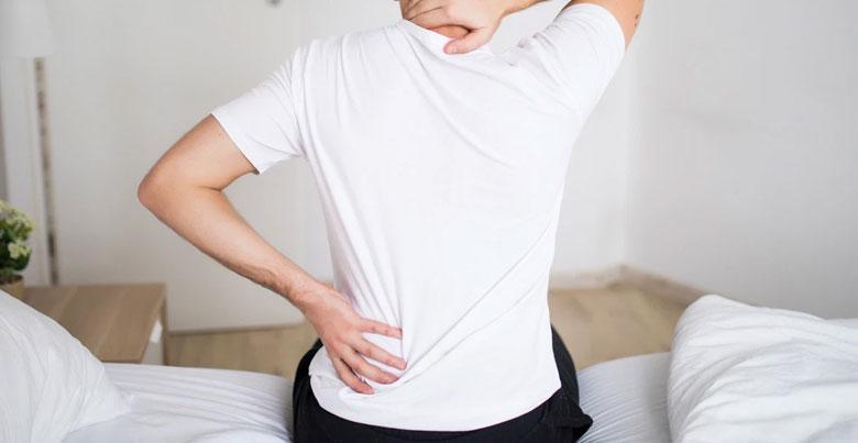 Nighttime back pain