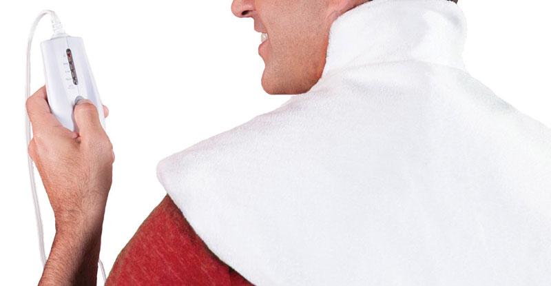 Dr. Bob's - Neck Wrap Heating Pad