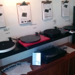 Turntables, we've got your turntables.