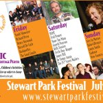Stewart Park Music Festival | Perth, Ontario, Canada | Folk, Country, Blues, Jazz