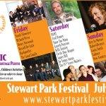 Stewart Park Music Festival   Perth, Ontario, Canada   Folk, Country, Blues, Jazz