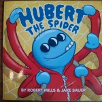 What would you do if you were a spider who felt as though he had six too many arms?