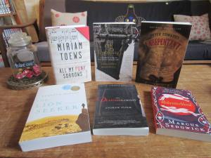April 15 books