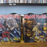 Iron Maiden, loads of vintage and Spin-Clean