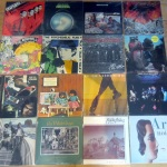 Drop the needle on these recent arrivals