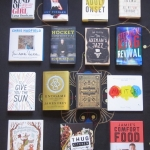And the countdown begins! Gift ideas for book lovers of all kinds…
