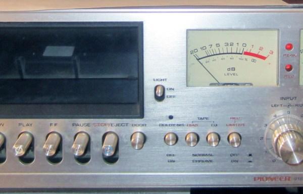 -SOLD- Pioneer CT-F7171 Cassette Deck