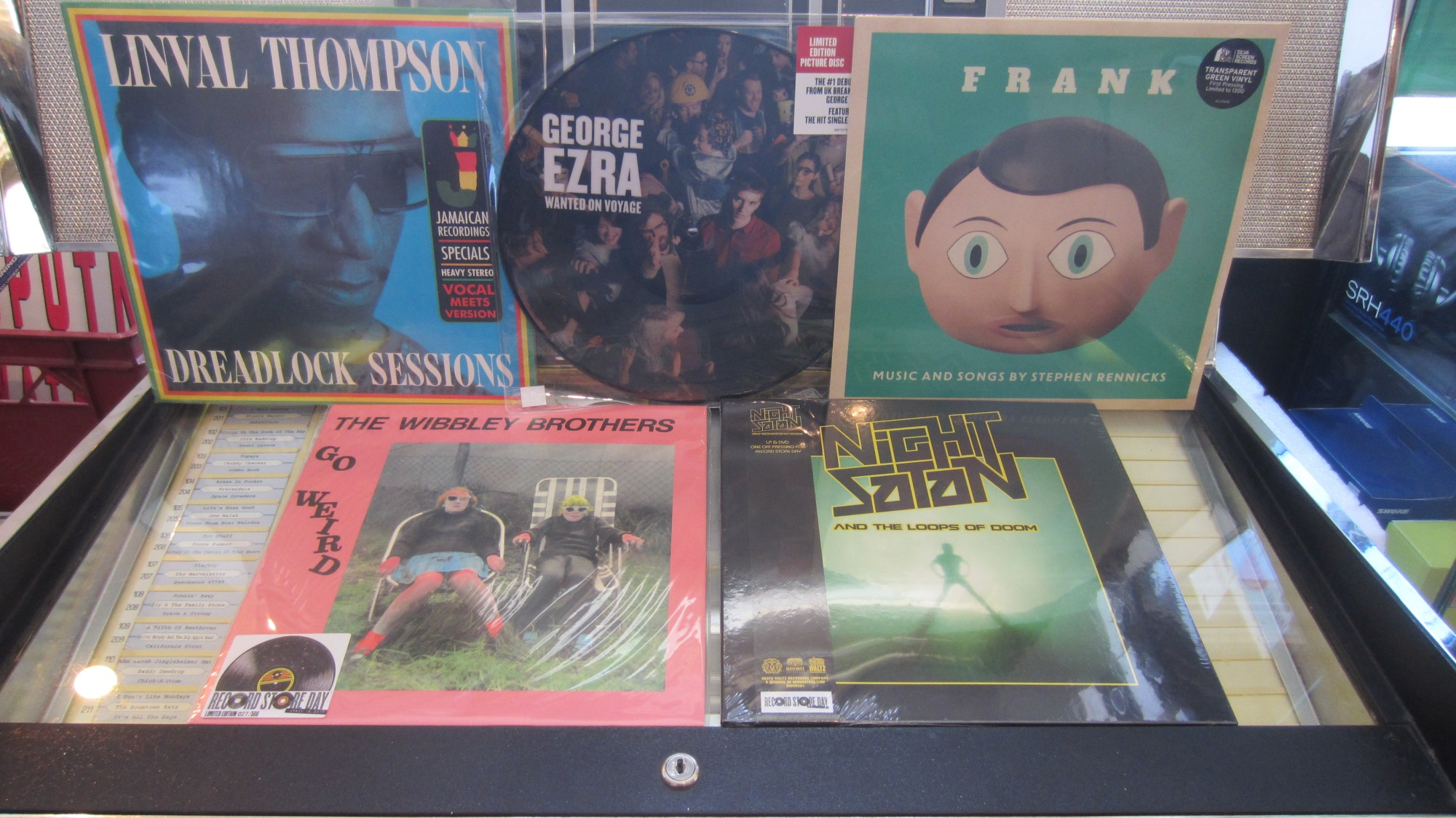 Featured new vinyl releases recent arrival used vinyl and yup more