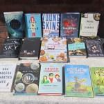 New books at Backbeat