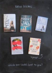 New Books - June 8