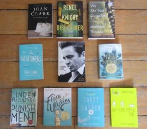 New Books - July 8, 2015