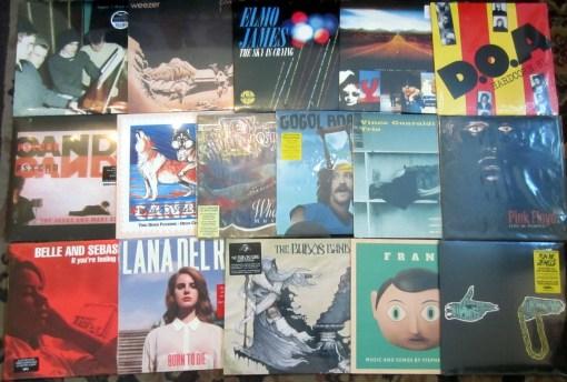 Restock New Vinyl Oct 23