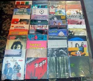 Vintage Vinyl April 4-2