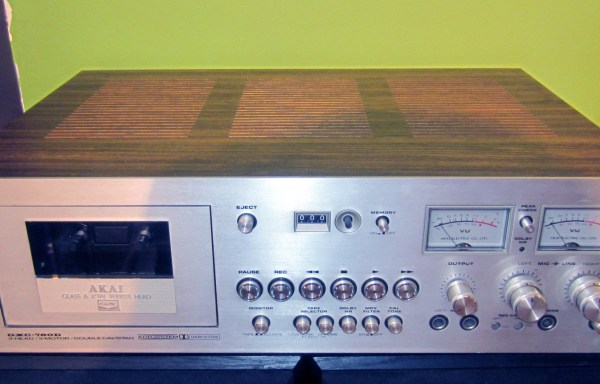 -SOLD- Akai GXC-760D Tape Deck