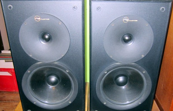 -SOLD- Nuance Star 1 Speakers