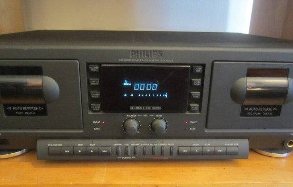-SOLD- Philips FC931 Cassette Deck