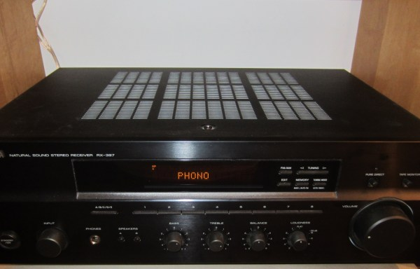 -SOLD- Yamaha RX-397 Receiver