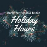 Backbeat Holiday Hours