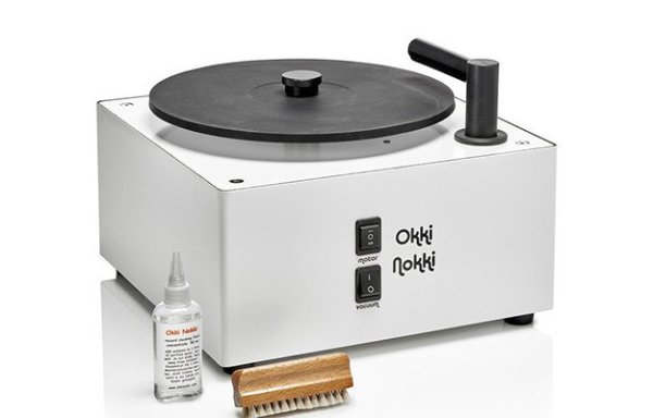Okki Nokki Record Cleaning Machine – RCM II