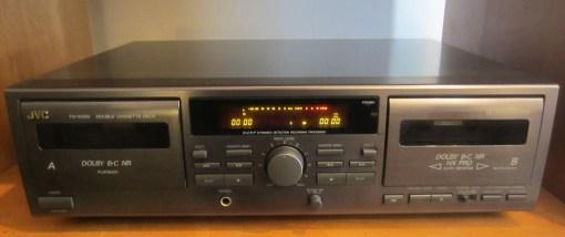 JVC TD-W209 Cassette Deck