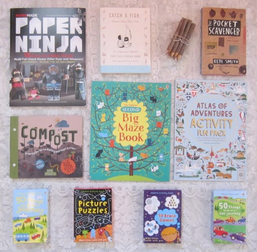 Kids' Summer Books