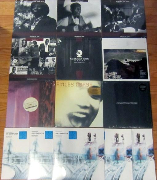 Recent Vinyl Releases June 23