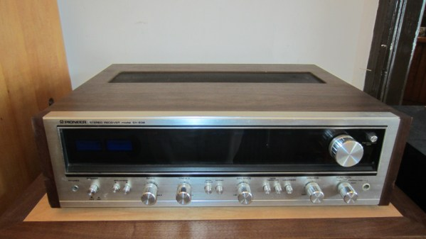 Pioneer SX-636 Receiver