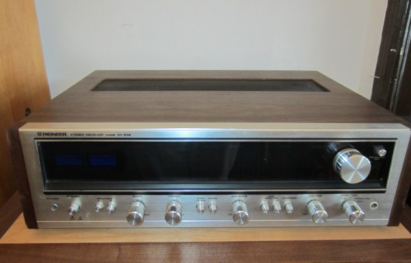 -SOLD- Pioneer SX-636 Receiver